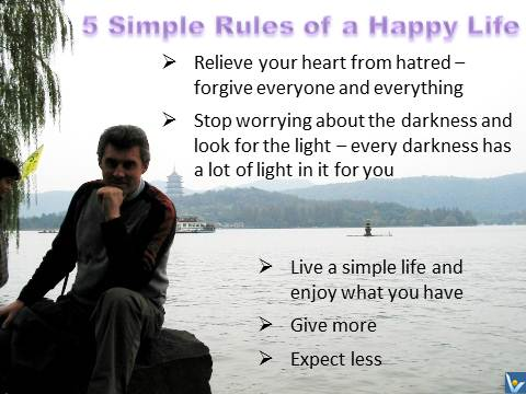 Happy Life - 5 Simple Secrets, Vadim Kotelnikov